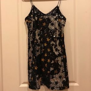 Sam Edelman Sequin Star Dress
